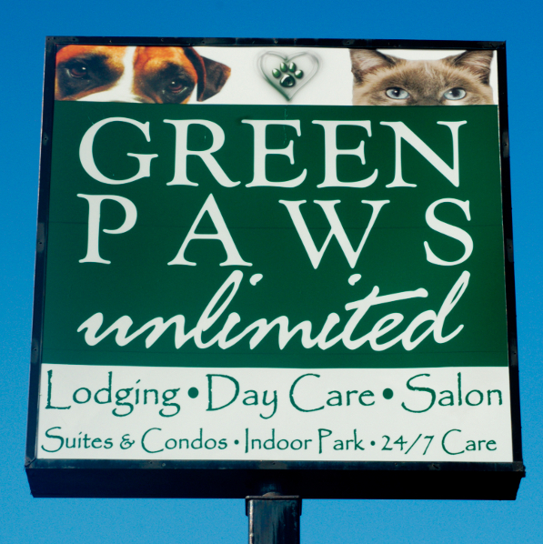 Green Paws Unlimited